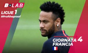 Ligue 1 del PROF G4