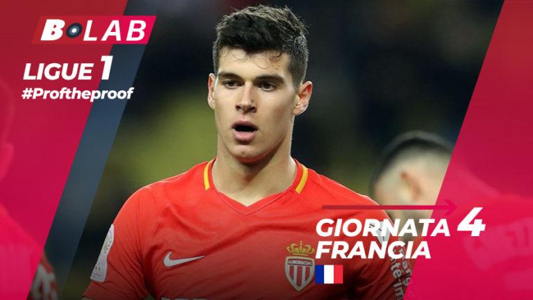 Ligue 1 del PROF Giornata 4: Analisi e pronostici sul massimo livello professionistico del campionato di calcio francese. Lo scorso
