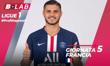 Ligue 1 del PROF G5