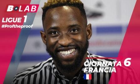 Ligue 1 del PROF G6