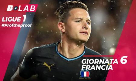 Ligue 1 del PROF Giornata 6