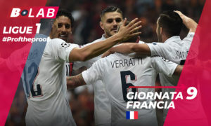 Ligue 1 del PROF G9