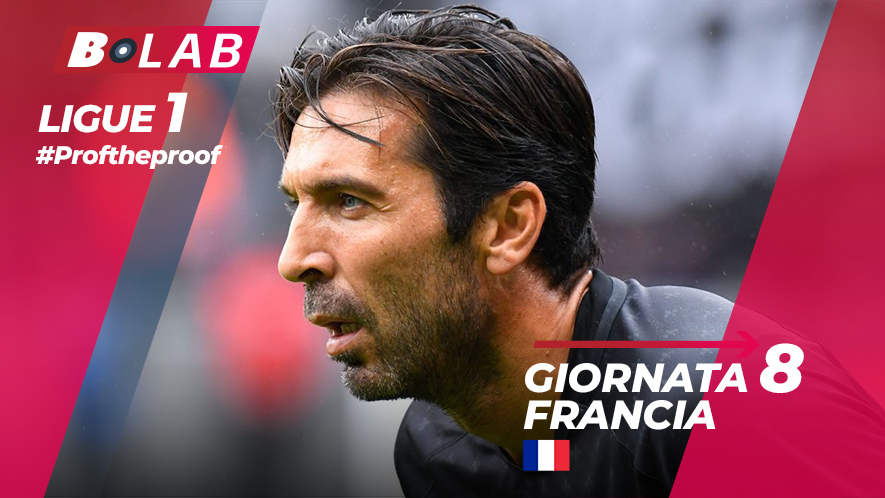 Ligue 1 del PROF Giornata 8