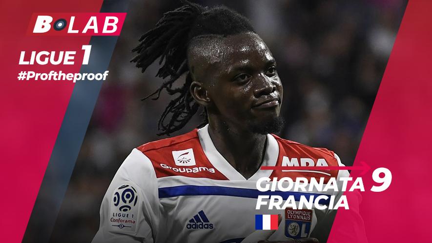 Ligue 1 del PROF Giornata 9