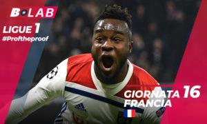 Ligue 1 del PROF G16