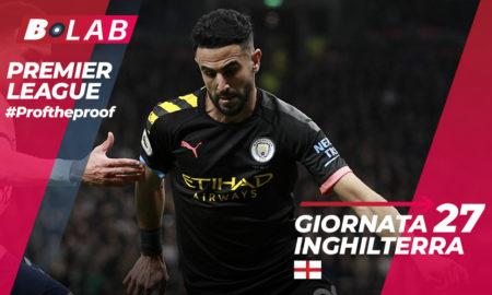 Premier League del PROF G27