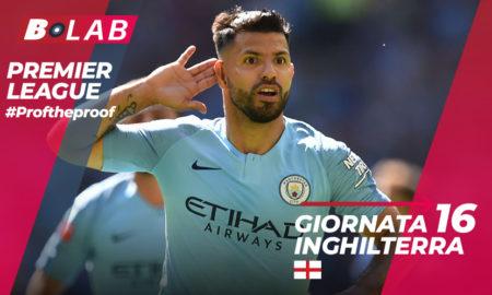 Premier League del PROF Giornata 16