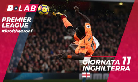 Premier League del PROF Giornata 11