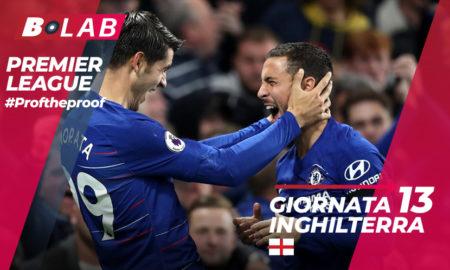 Premier League del PROF Giornata 13