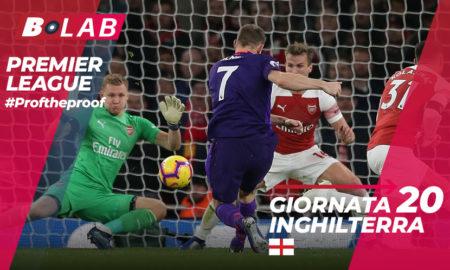 Premier League del PROF Giornata 20