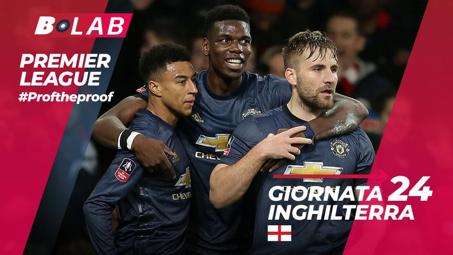 Premier League del PROF Giornata 24