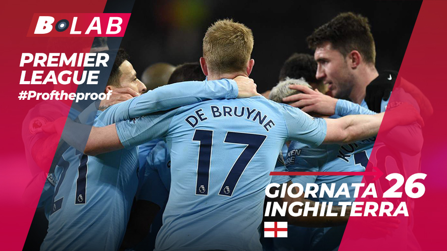 Premier League del PROF Giornata 26