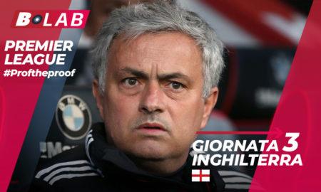 Premier League del PROF Giornata 3