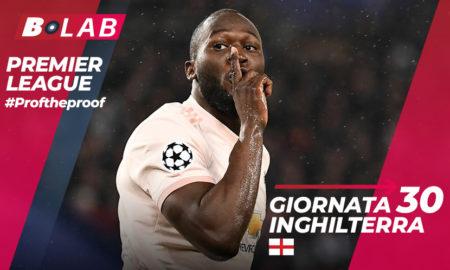 Premier League del PROF Giornata 30
