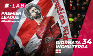 Premier League del PROF Giornata 34