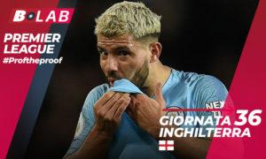 Premier League del PROF Giornata 36