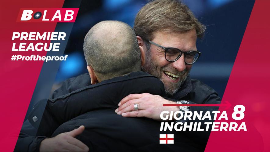 Premier League del PROF Giornata 8