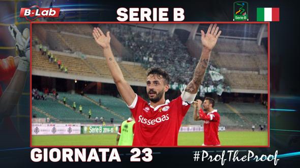 SerieB del PROF Giornata 23