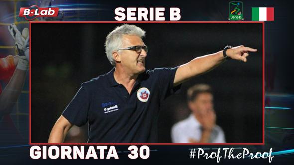 SerieB del PROF Giornata 30