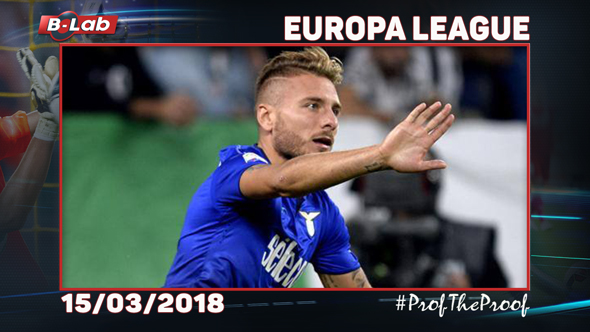 Europa League del 15 Marzo 2018