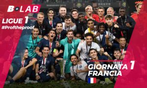 Ligue 1 Prof The Proof Giornata 1