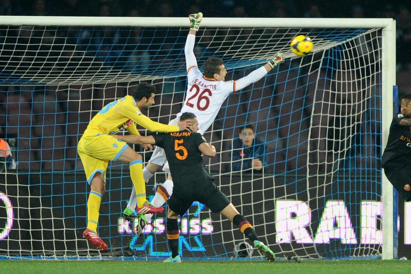 Finale Coppa Italia Fiorentina-Napoli 1-3 03-05-14 Gol ...