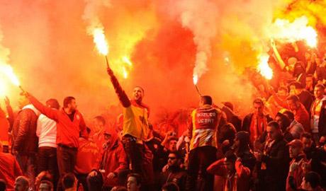 Turchia Super Lig domenica 17 dicembre