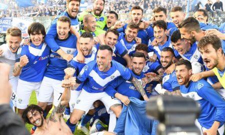 Cremonese-Brescia 4 maggio: si gioca per la 37 esima giornata del campionato di Serie B. Lombardi in festa per la promozione.