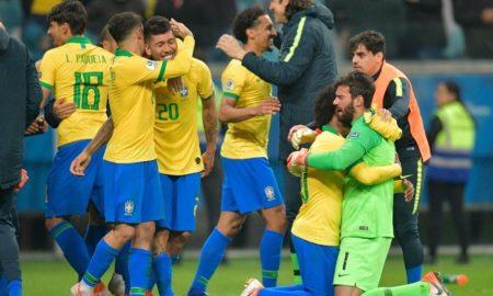 Brasile-Argentina martedì 2 luglio