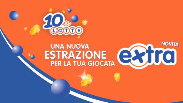 10 e lotto extra 10elotto modalità ogni 5 minuti estrazione del Lotto in diretta gioco abbinato al 10 e lotto online e in ricevitoria da mercoledì 9 settembre 2020