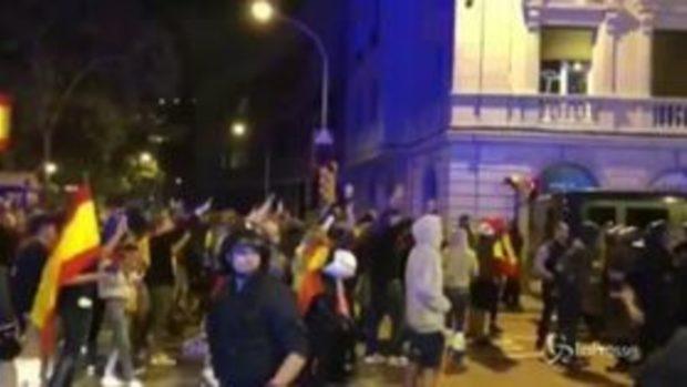 Catalogna, oggi lo sciopero generale