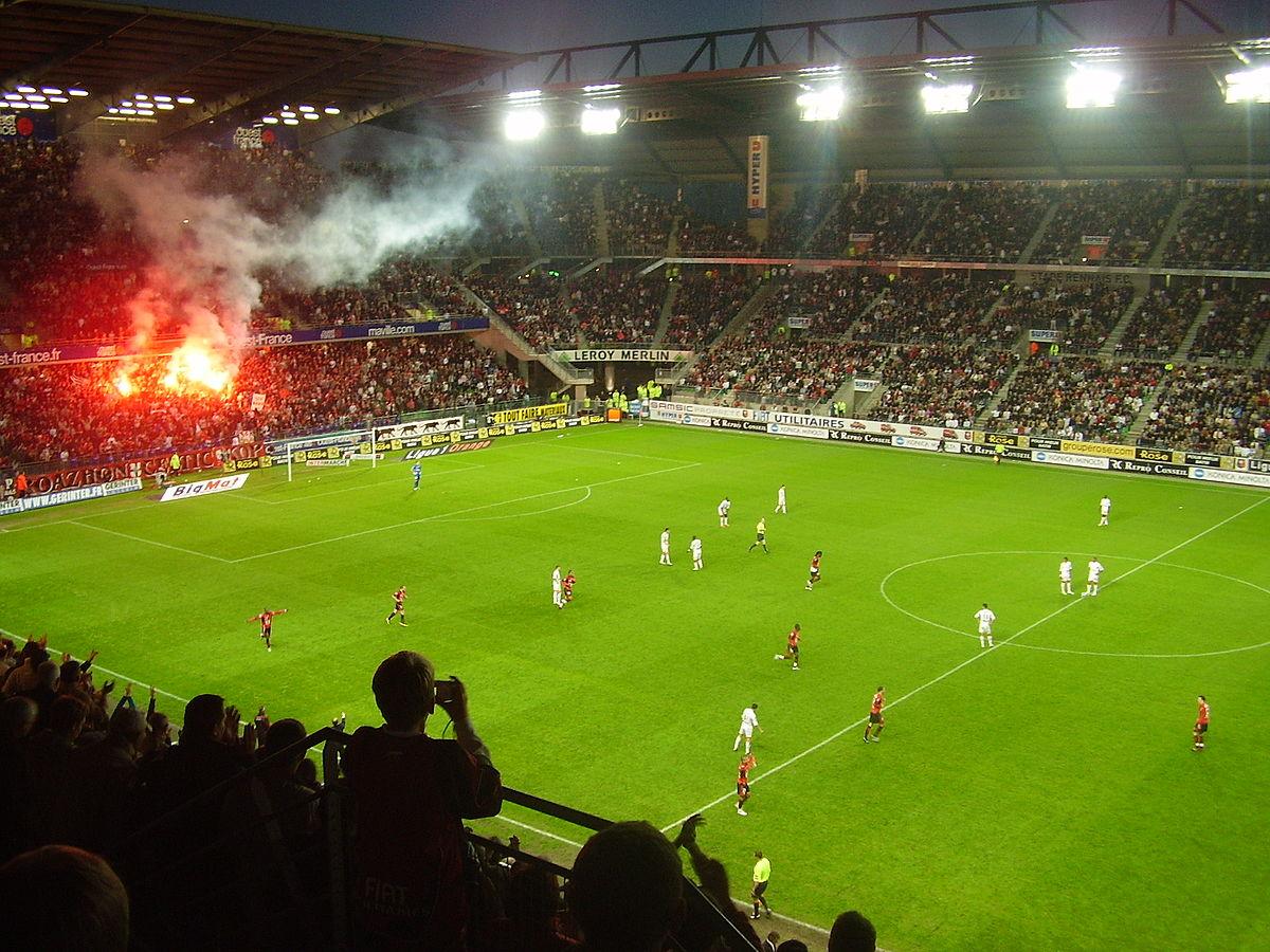 Ligue 2, Niort-Lorient 6 maggio