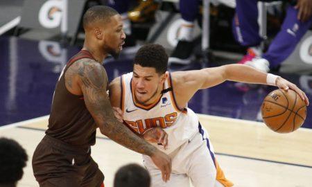 Pronostico NBA Trailblazers-Suns