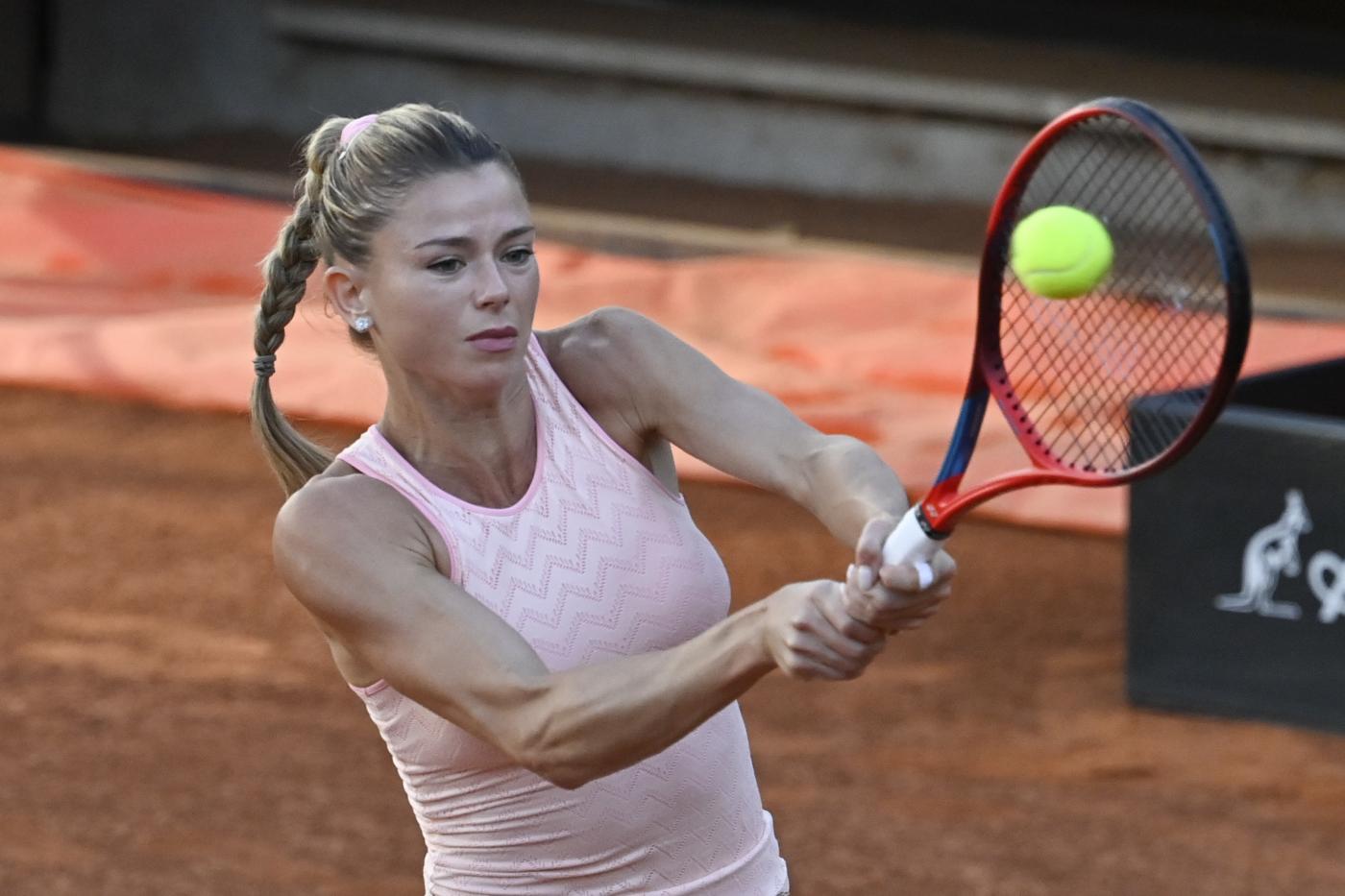 pronostici tennis live oggi Camila Giorgi al primo turno delle Olimpiadi di Tokyo 2020