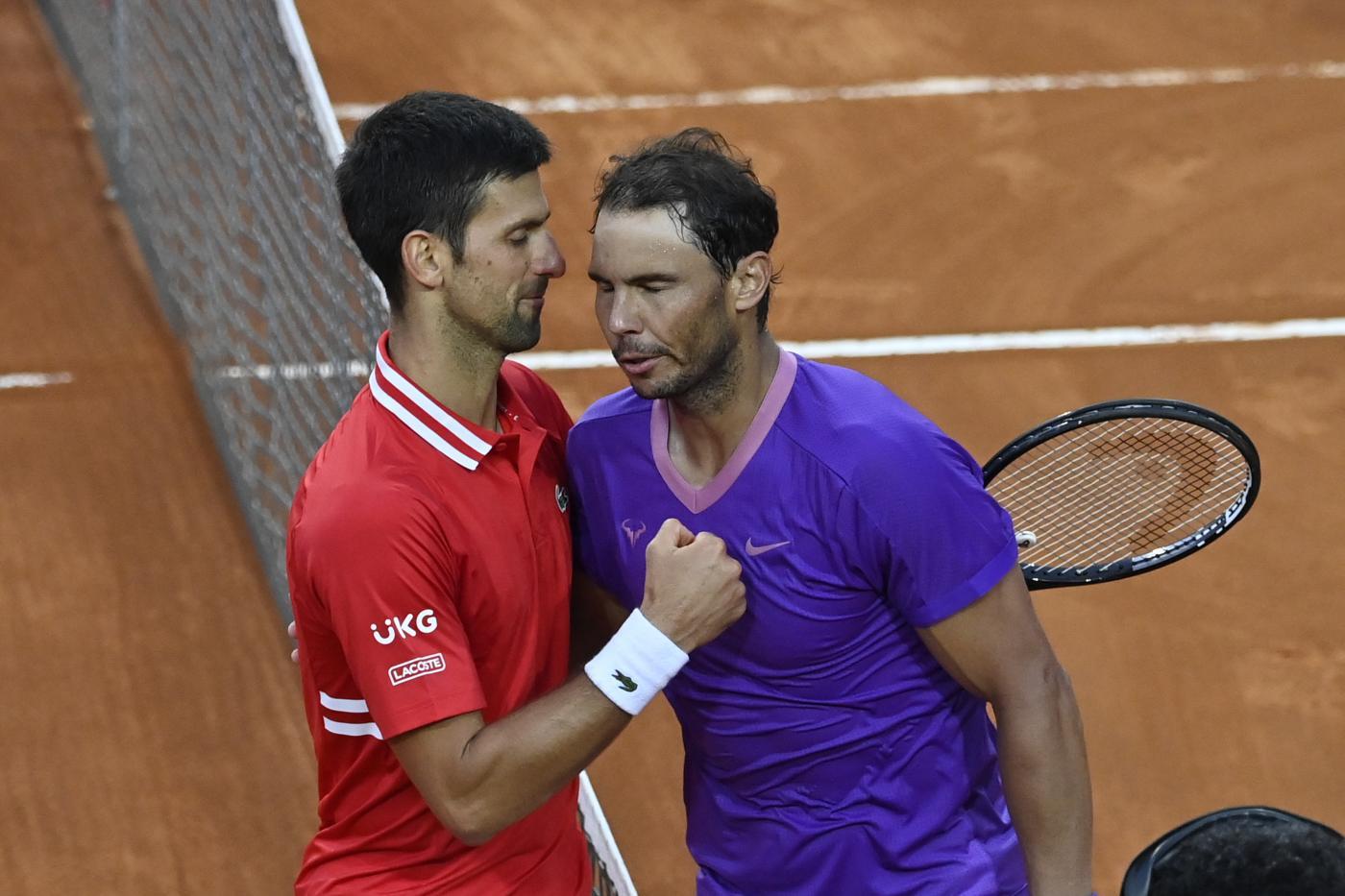 Tennis Roland Garros 2021 Semifinali