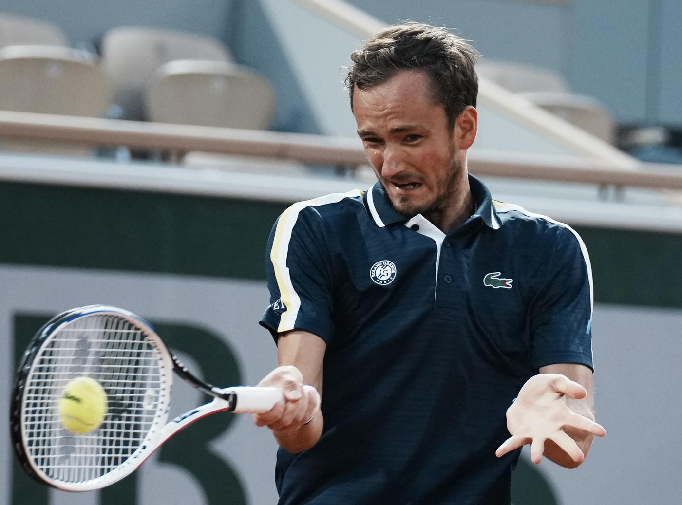 Tennis Roland Garros 2021 Day 6