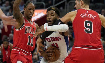 Pronostico NBA Bulls-Pistons