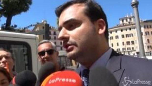 """Crisi di governo, Sibilia (M5S): """"Renzi e la Boschi sono fuori dalla partita"""""""