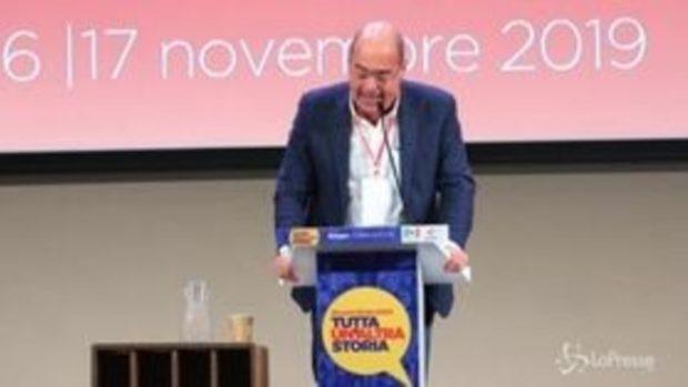 """Zingaretti: """"Chi combatte il Pd per rosicchiare consenso si scava la fossa"""""""
