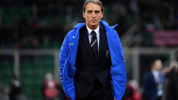 """Nazionale, Mancini: """"Il sorteggio dei gironi dell'Europeo non mi preoccupa"""""""