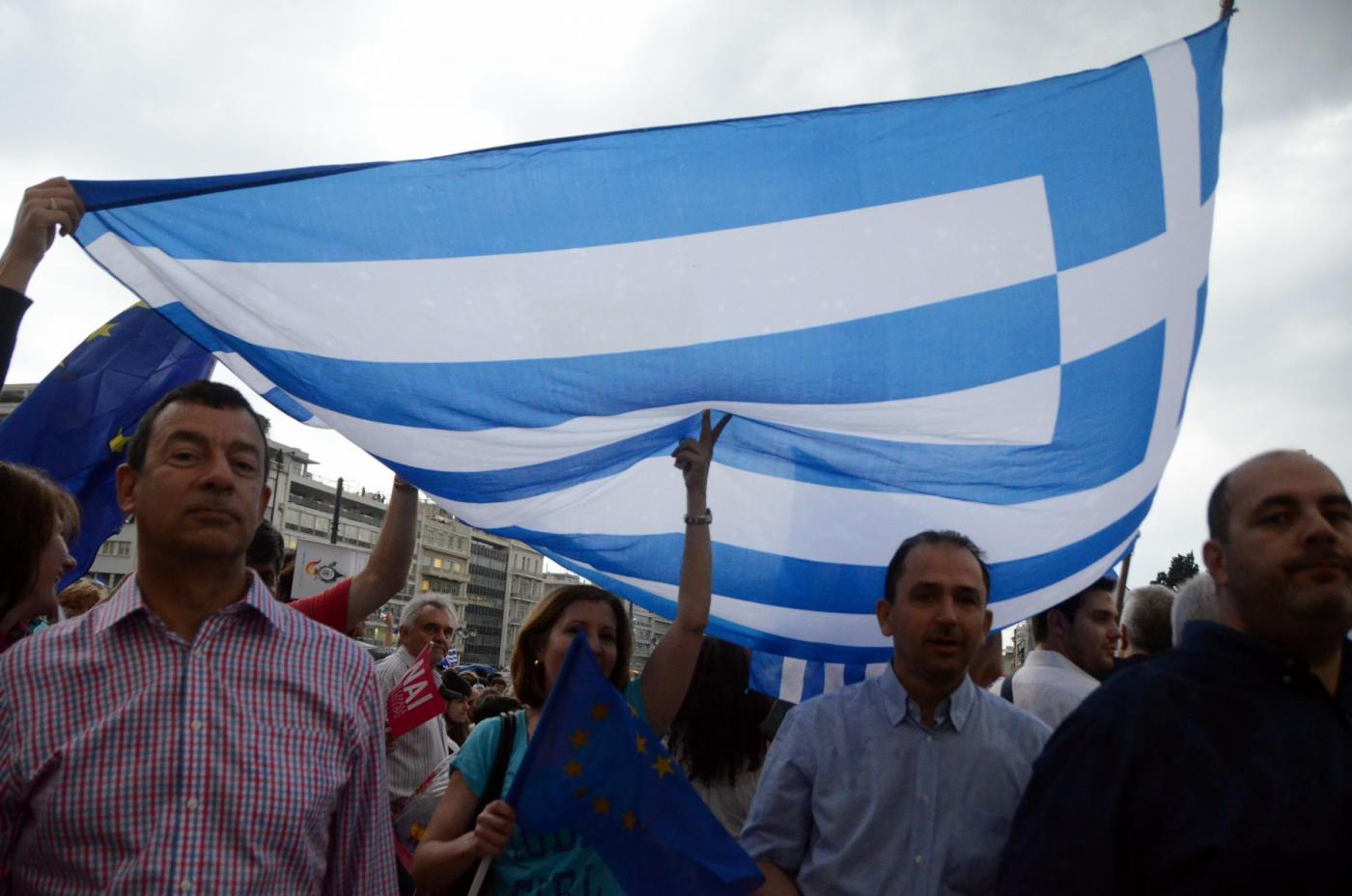 Grecia, parlamento approva accordo salvataggio