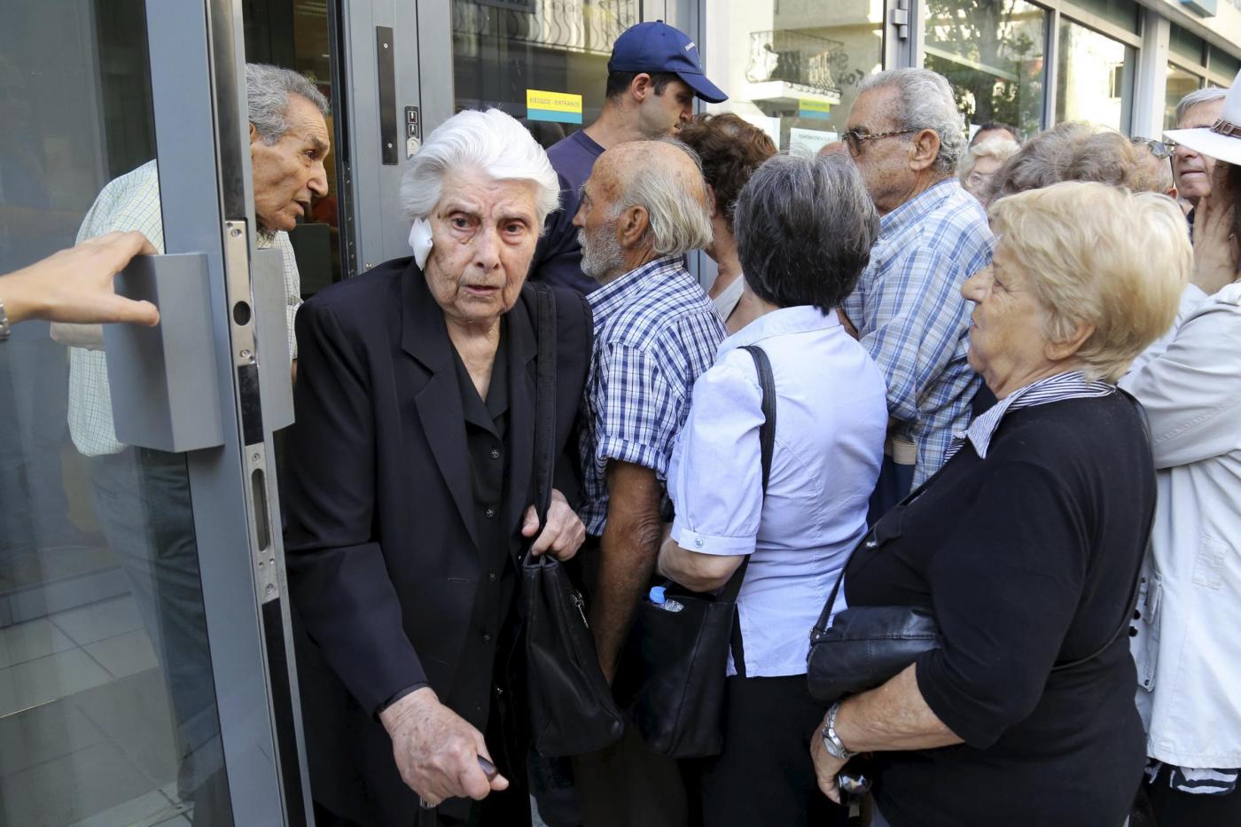 Grecia, Bce-Ue elogiano Atene per collaborazione nei negoziati