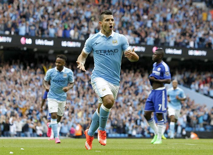 Calcio, Premier League: City travolge Chelsea 3-0
