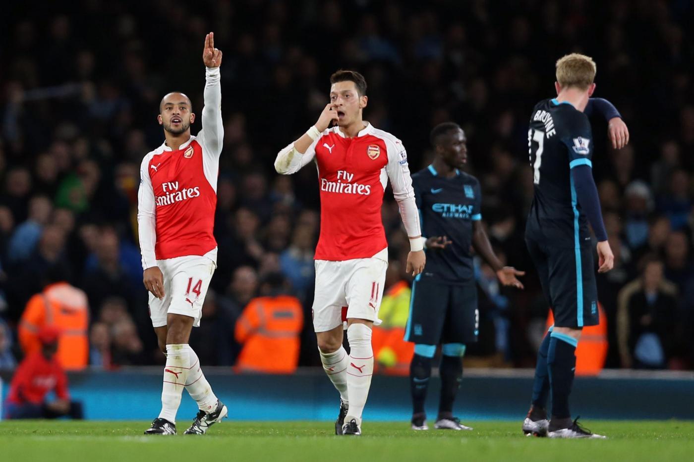 Arsenal-Manchester City 25 febbraio, analisi e pronostico finale di Carabao Cup