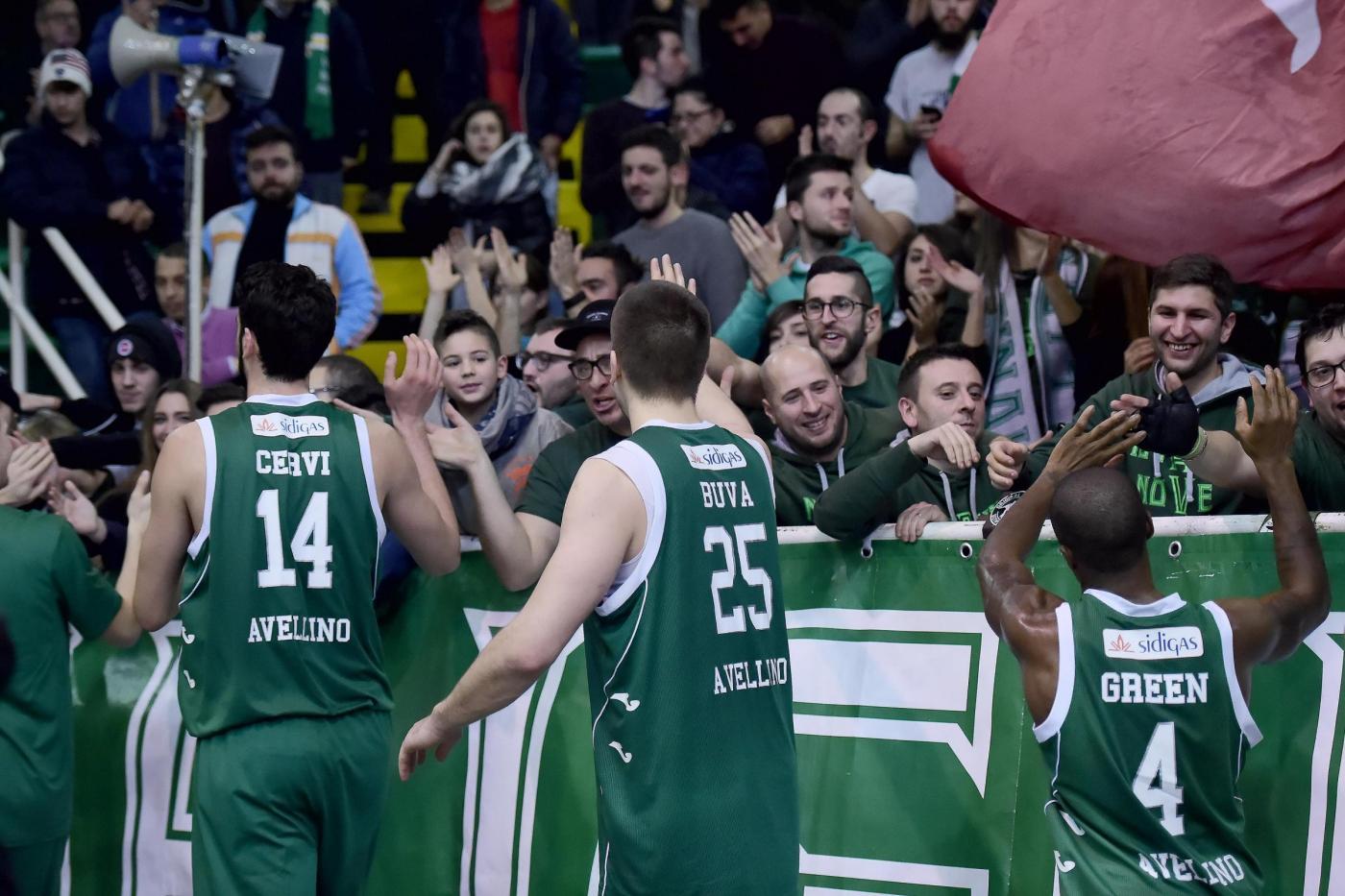 Serie A Basket domenica 11 febbraio