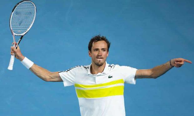 Pronostici Tennis Australian Open 2021: Medvedev ci deve provare!