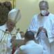 Papa, storica messa in rito caldeo a Baghdad