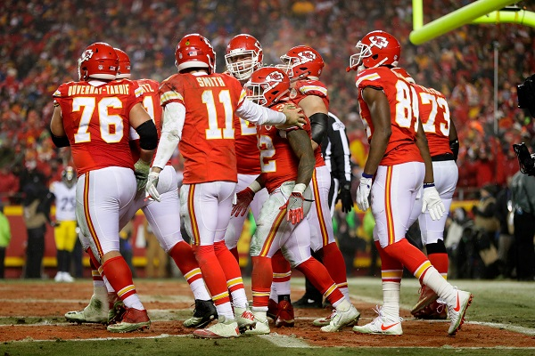 Kansas City Chiefs-Denver Broncos 31 ottobre