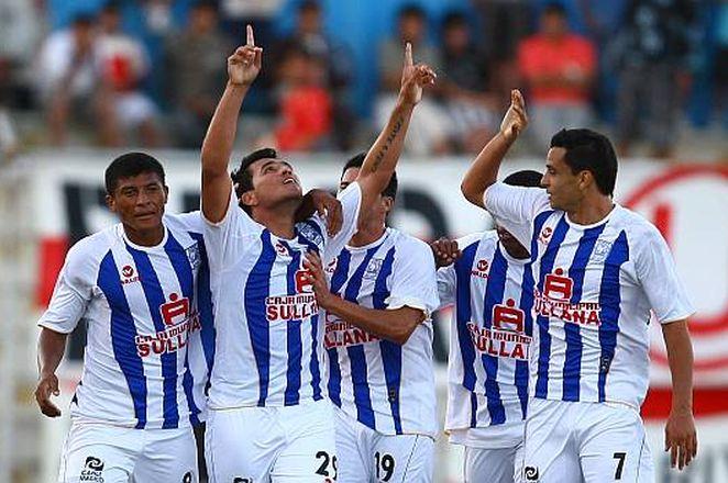 Primera Division Perù domenica 25 febbraio