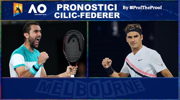 Tennis Australian Open 2018 La Finale ATP